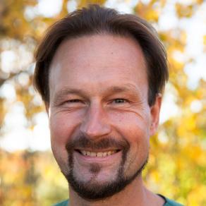 Fredrik Nyström. Fotograf Katja Kircher.