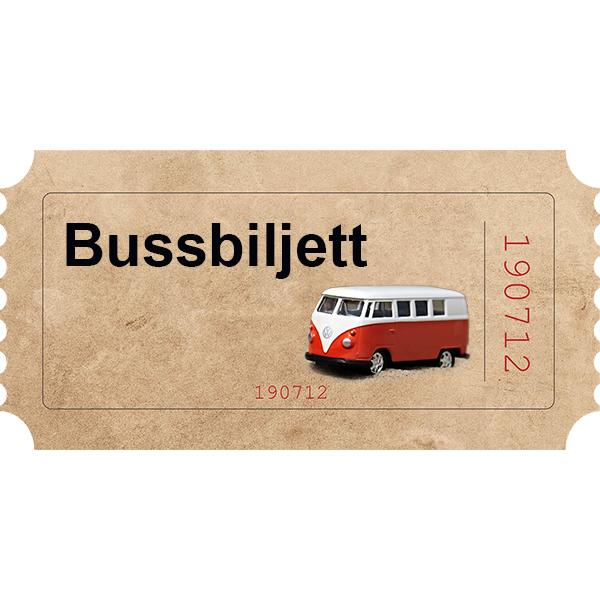 Bussbiljett